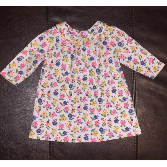 070e7efdeb3e Mini Boden Dresses | New Floral Dress Embroidered Collar 36 | Poshmark
